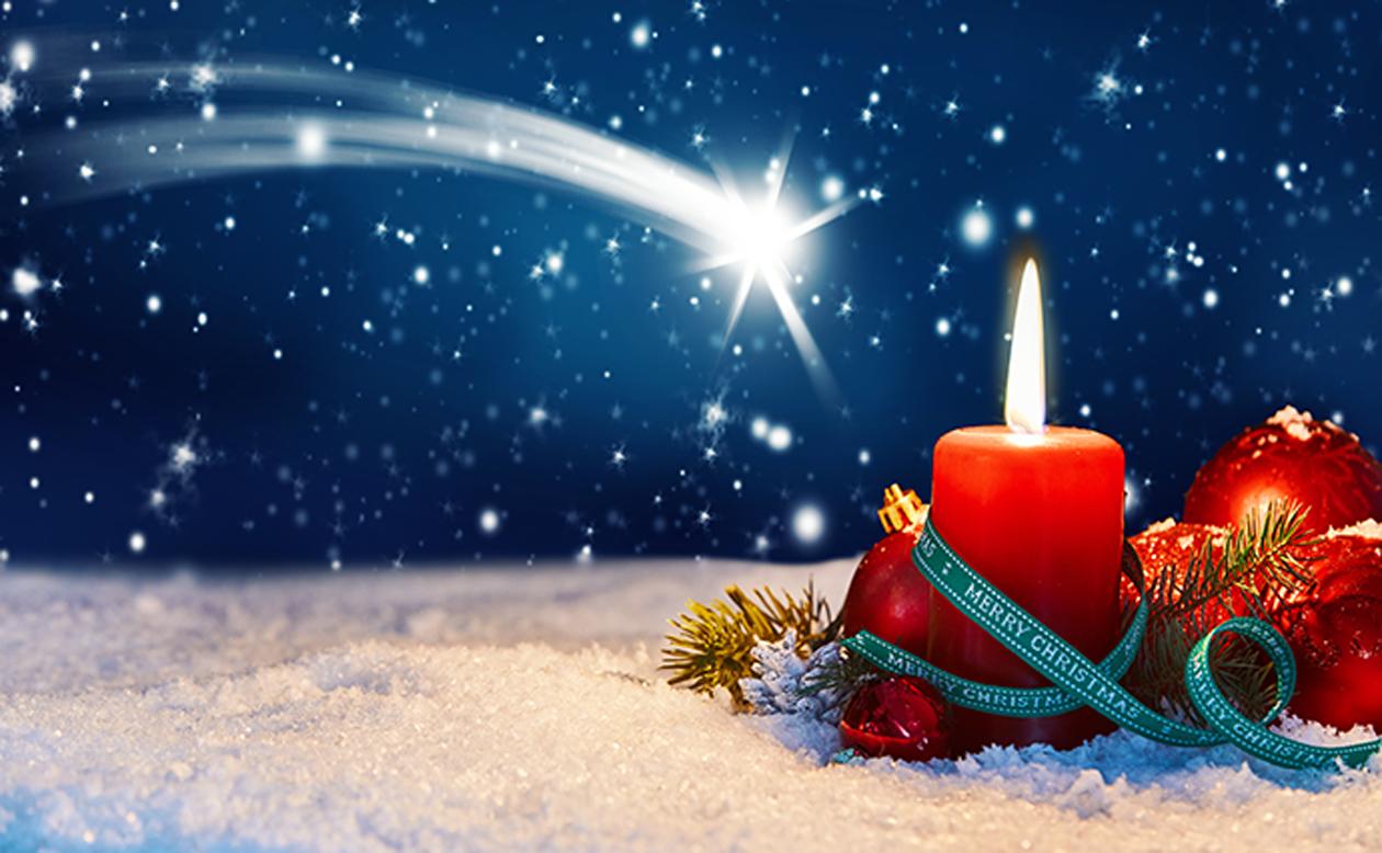 12/24/17 Thank You, God — 8 p.m. Candlelight